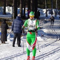 Skiing 90 km - Jaromir Sladkovsky (5862)