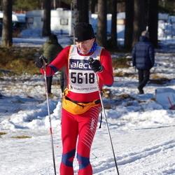 Skiing 90 km - Arild Nygaard (5618)