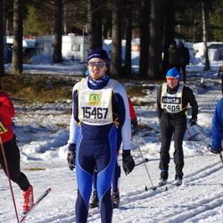 Skiing 90 km - Adam Svahn (15467)