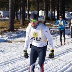 Skiing 90 km - David Klint (4702)