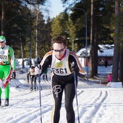 Skiing 90 km - Christen Egeland (5361)