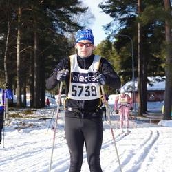 Skiing 90 km - Alexander Widén (5739)