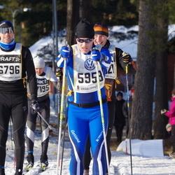Skiing 90 km - Axel Boethius (6796)