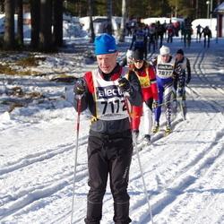 Skiing 90 km - Anders Olofsson (7172)
