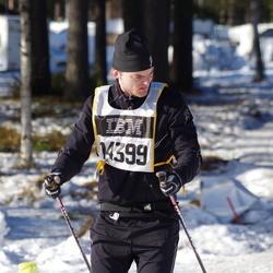 Skiing 90 km - Anders Stenström (14399)