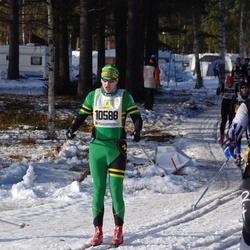 Skiing 90 km - Eirik Marthinsen (10588)