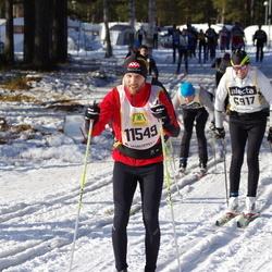 Skiing 90 km - Anders Åhlén (11549)