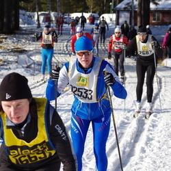 Skiing 90 km - Jan-Eric Karlsson (12533)