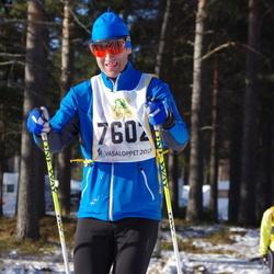 Skiing 90 km - David Svedberg (7602)