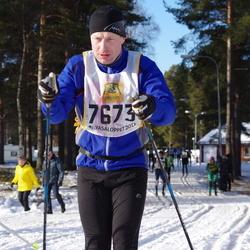 Skiing 90 km - Björn Broberg (7673)