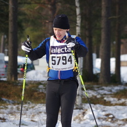 Skiing 90 km - Janne Andersson (5794)