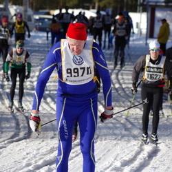 Skiing 90 km - Henrik Rydberg (9970)