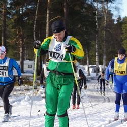 Skiing 90 km - Michael Bramsen (7801), Bo Gärderup (10074)