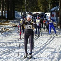 Skiing 90 km - Fredrik Hellström (5073)