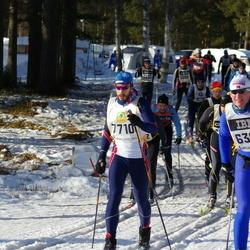Skiing 90 km - Espen Killingmo (6389), Henry Fröcklin (7710)