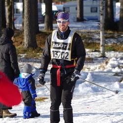 Skiing 90 km - Einar Améen (13702)