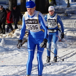 Skiing 90 km - David Andersson (5596)