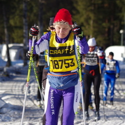 Skiing 90 km - Eivor Johansson (18753)