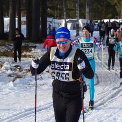 Skiing 90 km - Bjørn Akselsen (6956)