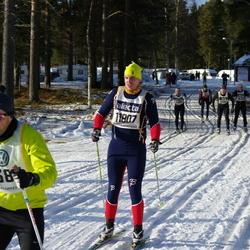 Skiing 90 km - Henrik Skalare (11807)