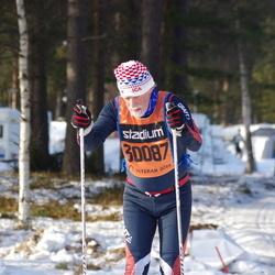 Skiing 90 km - Christer Sundholm (30087)