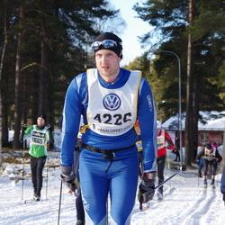 Skiing 90 km - Henrik Lidhage (4226)