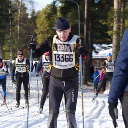 Skiing 90 km - Anders Pettersson (13366)