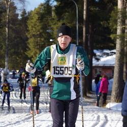 Skiing 90 km - Anders Bengtsson (15505)