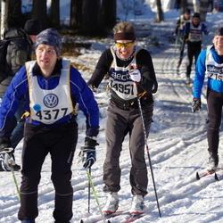 Skiing 90 km - Henrik S. Jensen (14951)