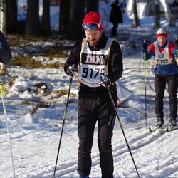 Skiing 90 km - Henrik Lindberg (9175)