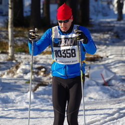Skiing 90 km - Christer Larsson (10358)