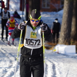 Skiing 90 km - Christoffer Alfredsson (10572)