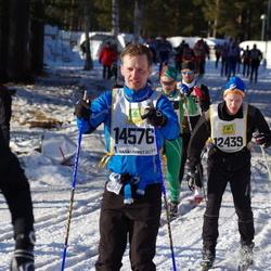 Skiing 90 km - Bjørn Roger Wilhelmsen (14576)