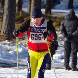 Skiing 90 km - Jan-Erik Wik (6964)