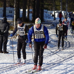 Skiing 90 km - Anders Andersson (6655)