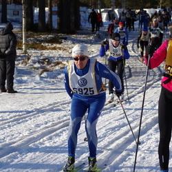 Skiing 90 km - Christian Charvoz (5925), Elisabeth Nilsson (18079)
