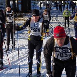 Skiing 90 km - Arne Kämpe (7369)