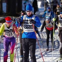Skiing 90 km - Ronny Sundell (5653), Christian Granum (13680)