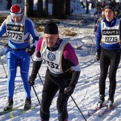 Skiing 90 km - Lars Sjöden (7332), Elias Karlsson (11719)