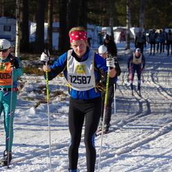 Skiing 90 km - Emil Ivarsson (12587), Torsten Löfgren (30005)