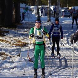 Skiing 90 km - Anders Bergdahl (9639), Anders Grundström (12561), Joakim Norström (13823)