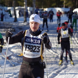 Skiing 90 km - Anders Grundström (12561), Joakim Norström (13823)