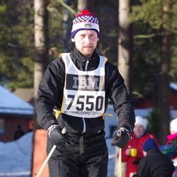 Skiing 90 km - Christer Reinholdsson (7550)