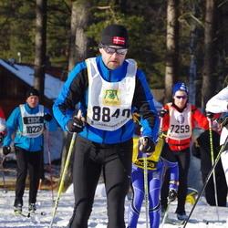 Skiing 90 km - Christian Boye (8840)