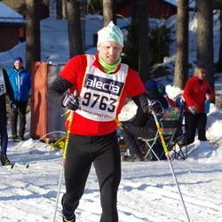Skiing 90 km - Björn Lindblad (9763)