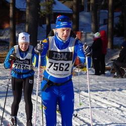 Skiing 90 km - Jan-Olof Jonasson (7562)