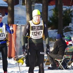 Skiing 90 km - Gunnar Hedlund (8831), Egil Aarrestad (13247)
