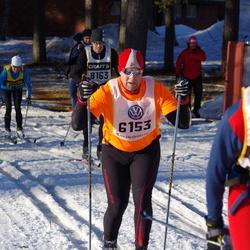 Skiing 90 km - Christer Kannisto (6153)