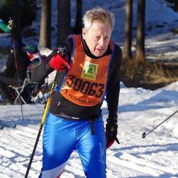 Skiing 90 km - Carl F Chöler (30063)