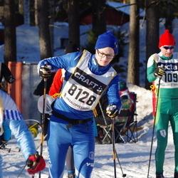 Skiing 90 km - Emil Kristiansson (8128)